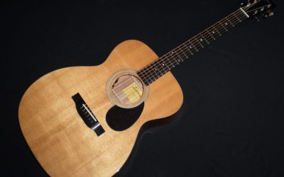 Ex Demo Eastman E6 OM-TC  –  £849