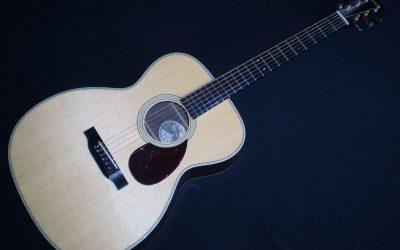2013 Collings OM2H Custom  –  £2999