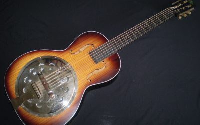 1930's Regal Stars and Moons Parlour Resonator  –  £1249