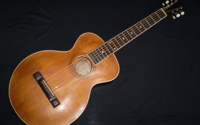1907 Gibson L-1  –  £2199