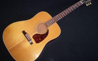 1993 Gibson Gospel –  £1349