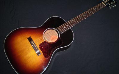 2001 Gibson L00 1937 Reissue  –  £2199