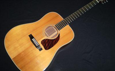 1993 Gibson J60  –  £1499