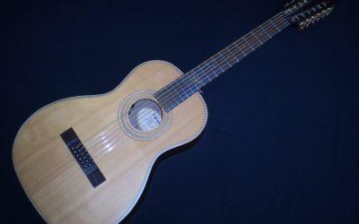 2014 Vintage Paul Brett 12 String  –  £349