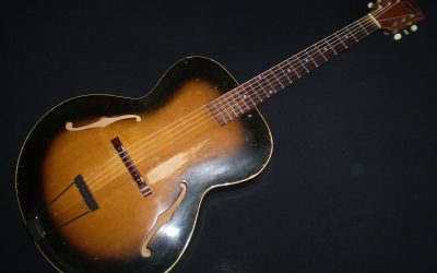 1947 National 1140 Archtop  –  £1299