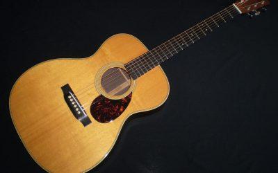 2005 Martin OM28V  –  £2399