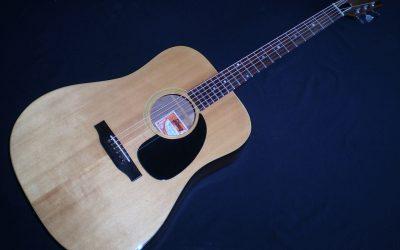 1973 Gibson Blue Ridge  –  £1399