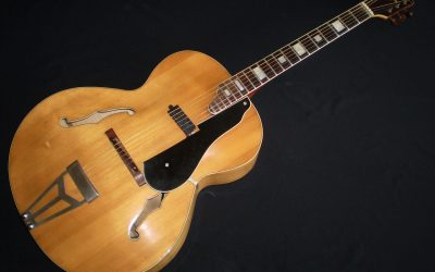 1940's Abbot Victor Special  –  £999