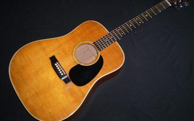 1973 Martin D28  –  £2799