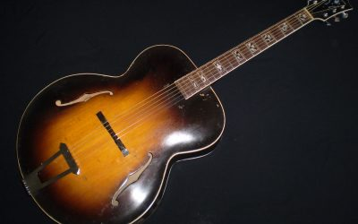 1937 Gibson L-7  –  £3499