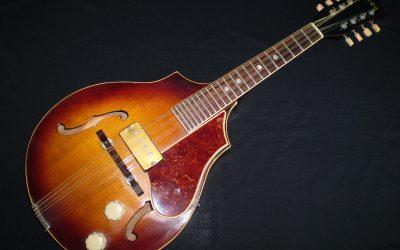 1946 Vega D100F Mandolin  –  £749