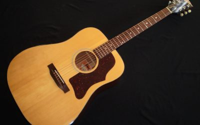 1974 Gibson J40  –  £1349